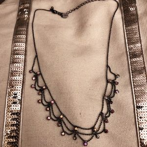 Claire's fashion necklace